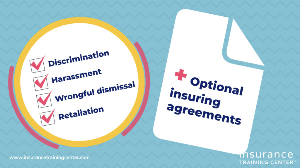 EPLI perils and insuring agreements