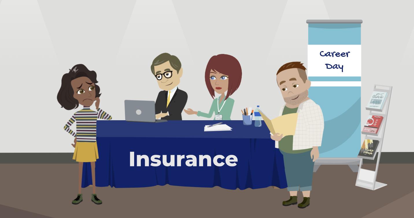 Start your insurance career