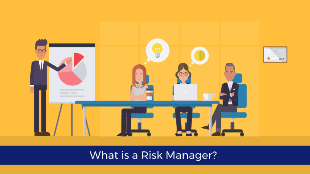 Risk managers at work