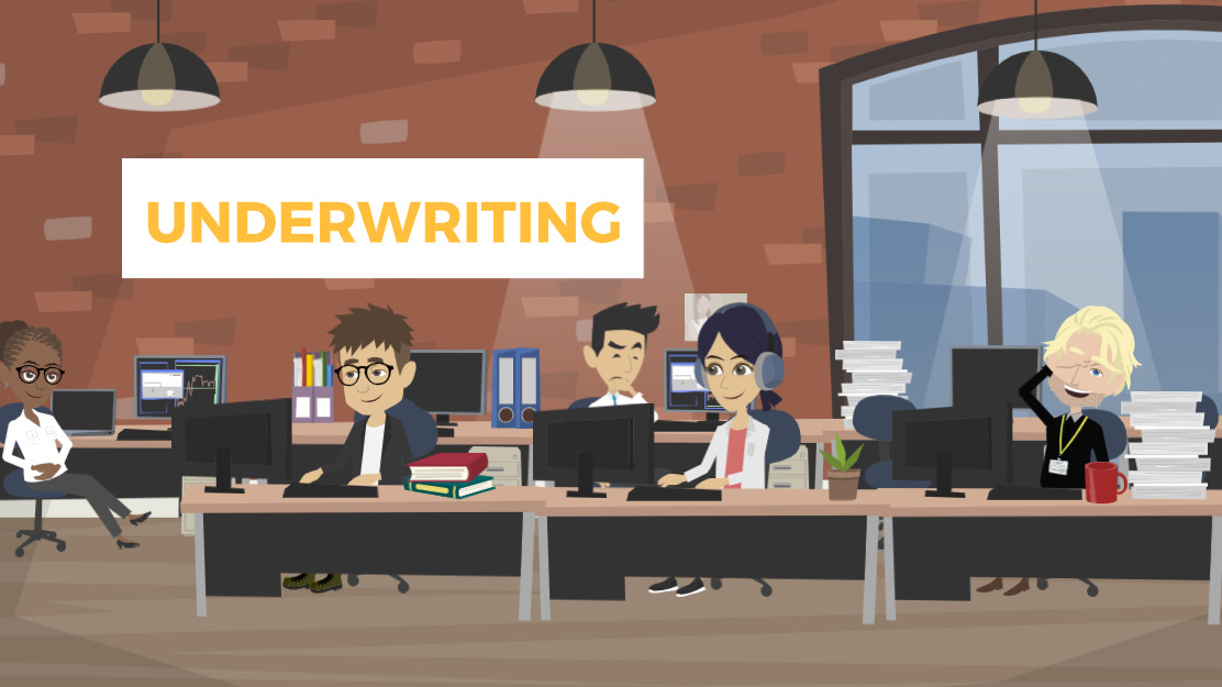 Underwriters at work