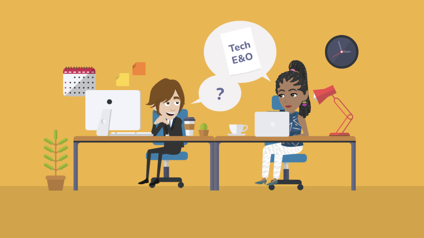 Do you need tech E&O?